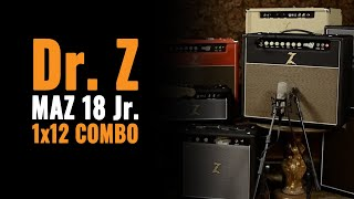 Dr. Z MAZ 18 Jr 1x12 Combo Amp | CME Gear Demo