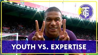 THE BATTLE OF FOOTBALL SKILLS: YOUTH vs EXPERTISE thumbnail