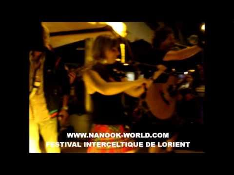 Concert du groupe FFR - Festival Interceltique de Lorient Off