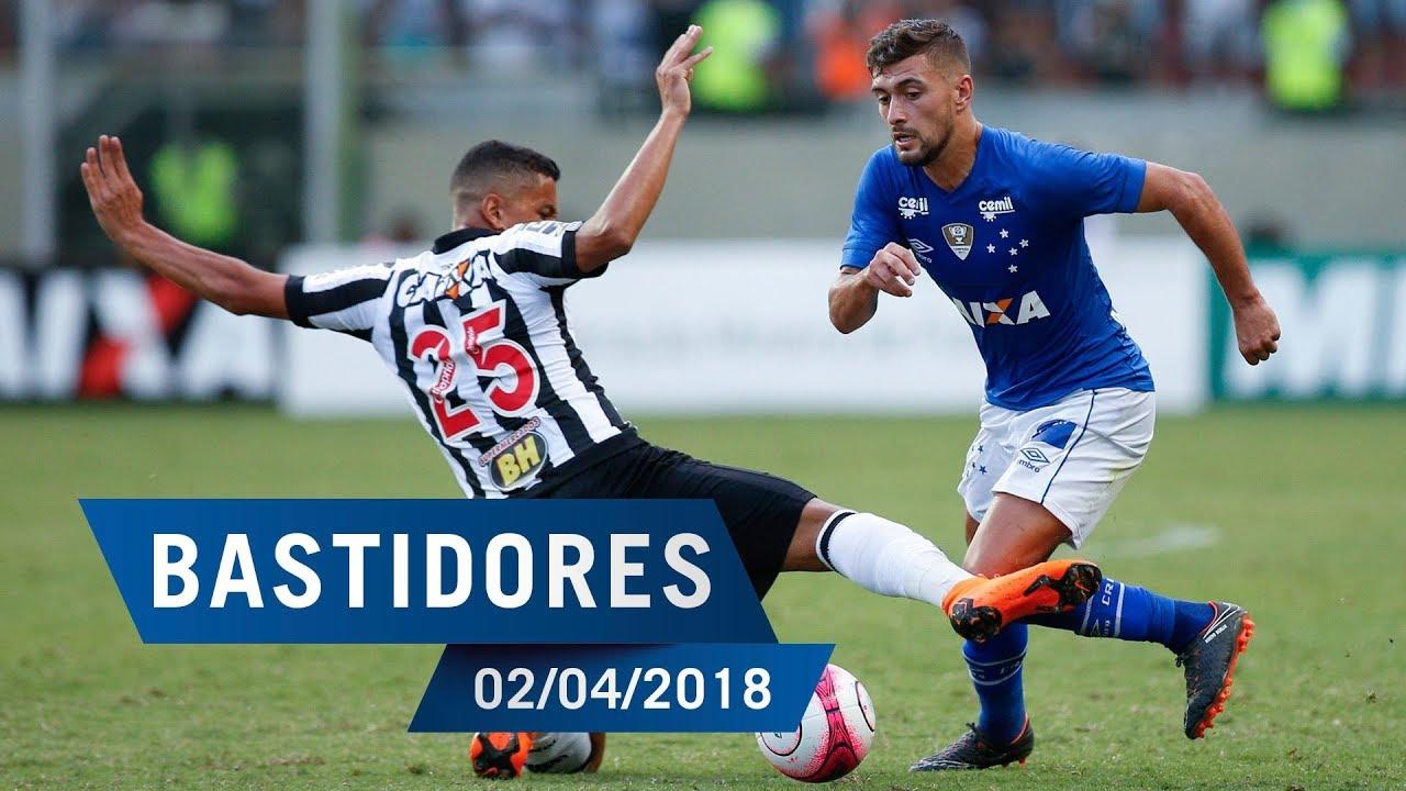 0d231df5fd 01 04 18 - Bastidores - Atlético-MG x Cruzeiro (Jogo de ida da final ...