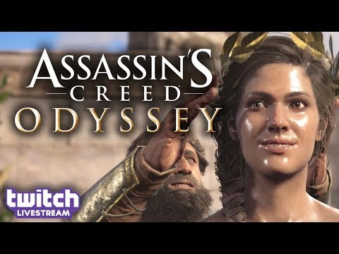 Die Olympiade 🎮 ASSASSIN'S CREED: ODYSSEY #043