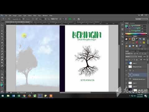 Membuat Design Buku dengan Photoshop - Tutorial oleh Eto Kwuta thumbnail