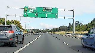Sydney to Canberra - Timelapse Drive