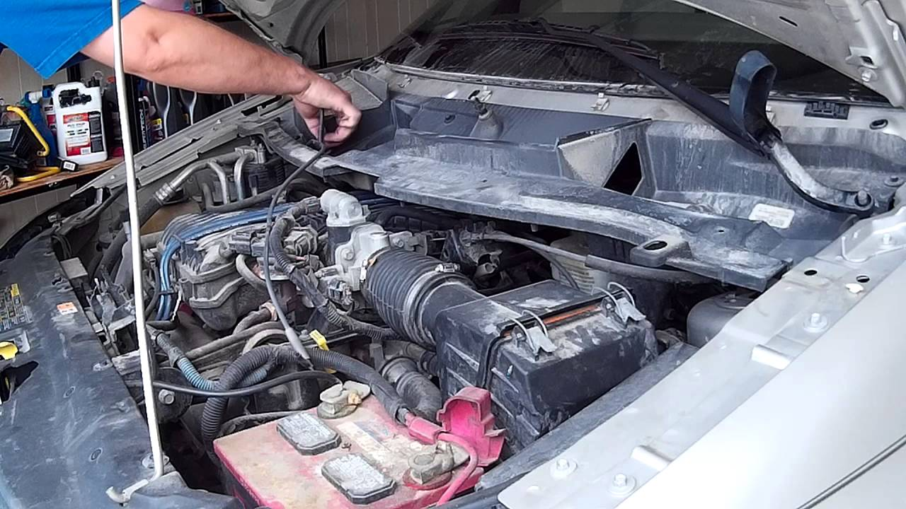 hight resolution of  maxresdefault replace ignition coil ford freestar 2005 youtube at cita asia spark plug wire diagram