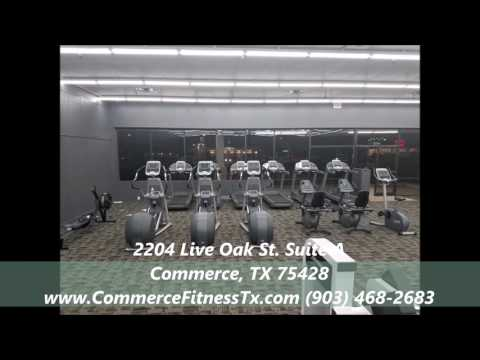 Commerce Fitness | Gym In Commerce, Texas | 2204 Live Oak St Suite A