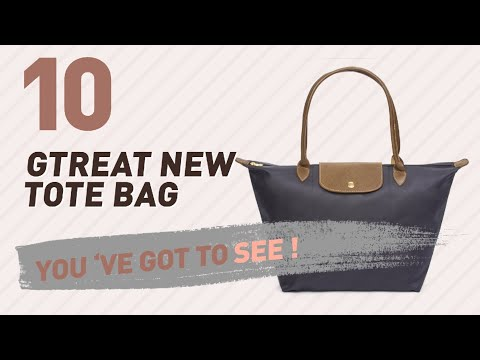 Nylon Tote Bags, Top 10 Collection // New & Popular 2017
