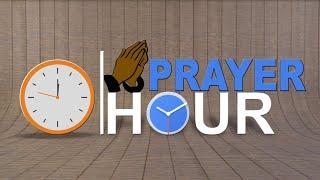 PRAYER HOUR: SEPTEMBER 13, 2019 || TOPIC: THE GLORY OF GOD