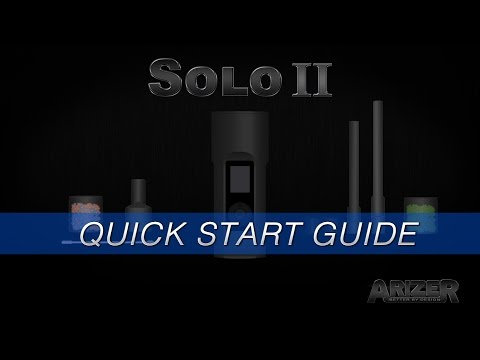 Solo II - Quick Start Guide