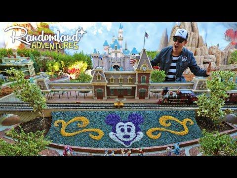 Disneyland in a Backyard!
