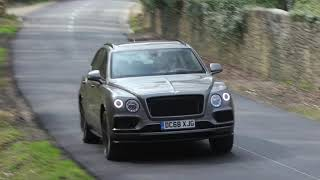 Essai Bentley Bentayga V8 (2019)