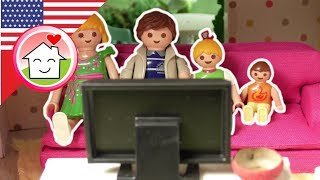 Playmobil English The Shopping Channel - The Hauser Family