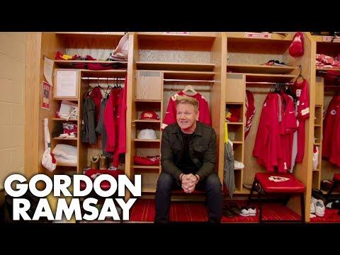 Did Gordon Ramsay Help The Kansas City Chiefs WIN The Super Bowl?