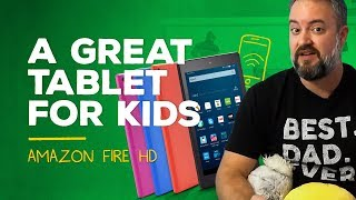 Amazon Fire HD 8: A tablet I