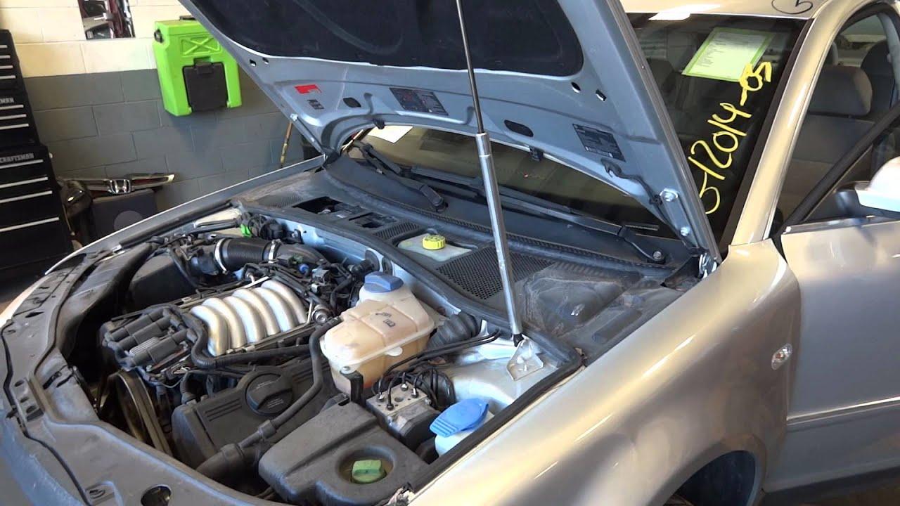 2003 Volkswagen Passat 2 8l Engine With 46k Miles