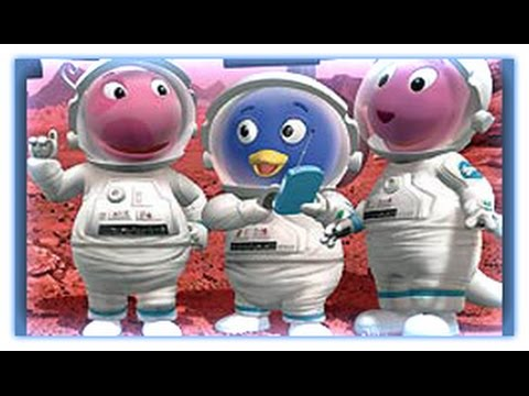 The Backyardigans Game - Mission To Mars - YouTube