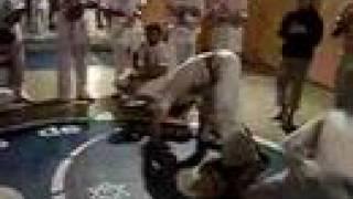 Capoeira porto da barra