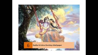 Radha Krishna Wallpaper Collection HD Desktop Background