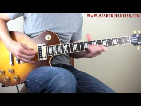 Slash's Snakepit – Monkey Chow – Guitar Cover Full Song
