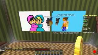 aphmau s mistake   deleted pixel painters with garroth travis and katelyn drawing baby neko atsume
