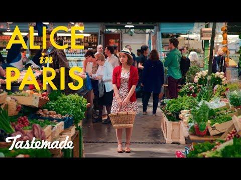Faire le marché à Paris - Alice in Paris