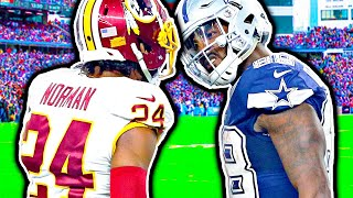 Biggest TRASH TALKERS In NFL History (Josh Norman, Tom Brady, Jalen Ramsey)