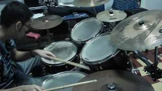 "Hepu - Transatlantic ""Spinning"" (Drum Cover)"