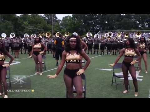 New Orleans All-Star Band Vs The Real Memphis Mass Band @ the 2017 Independence Day Showdown