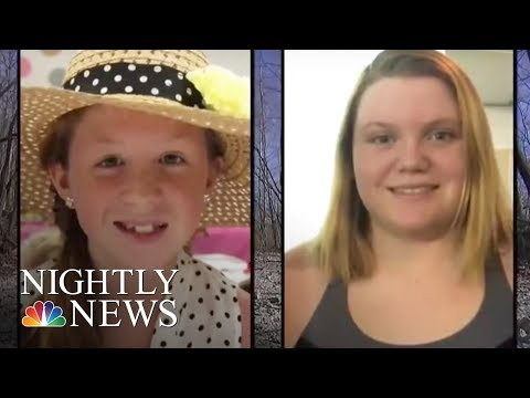 Registered Sex Offender Identified As Possible Suspect In Murder   NBC Nightly News