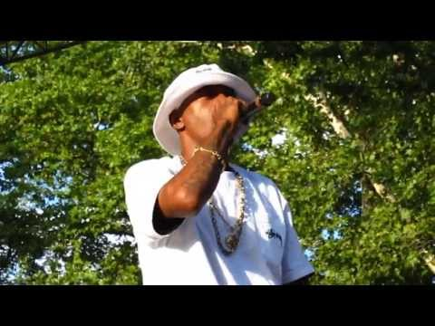 Rakim- Eric B. Is President @ Central Park, NYC