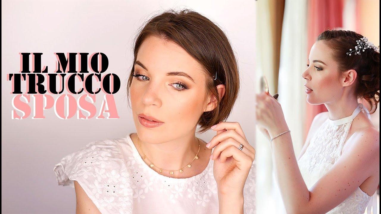 Eccezionale TUTORIAL DEL MIO TRUCCO SPOSA! - YouTube FR29