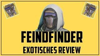 Destiny 2: Ausführliches FEINDFINDER Review | [ Deutsch / German ]