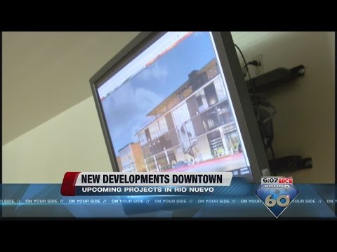 More signs of new life for Tucson's downtown