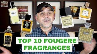 Top 10 Fougere Fragrances + Barbershop Fragrances | My Best Fougere, Barbershop Fragrances