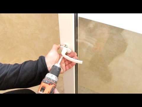 Видео Ремонт пластиковых окон в москве