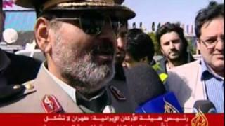 إحياء يوم الجيش في ايران بنكهة ديبلوماسية