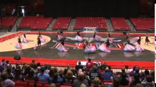 Lakes Winter Guard 2015 TDI Lyrical Flag State Champions