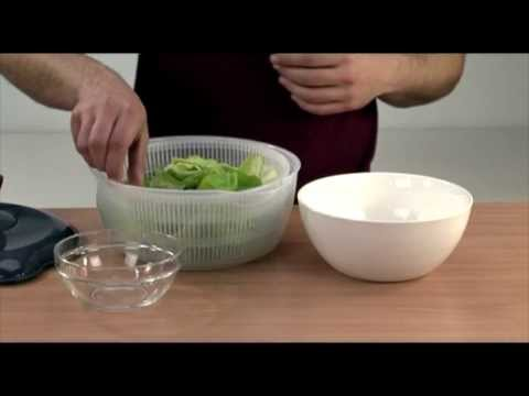 Salad spinner TESCOMA HANDY