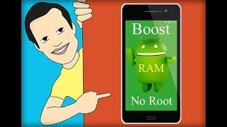Trick to Increase Ram in Any Android Phone Without Root | Boost Ram Without Rooting