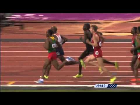 Galen Rupp Slow Motion