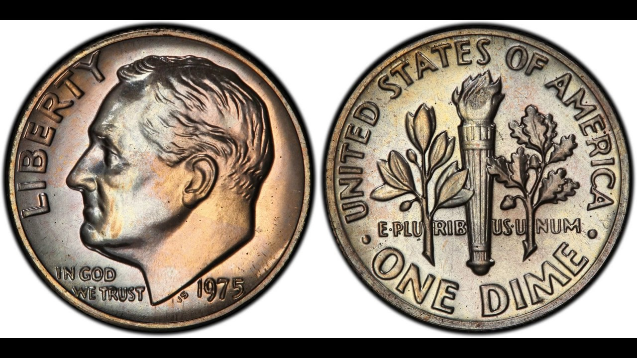 Looking For Rare Dimes? Have You Got A 1975 Dime? Here's What To