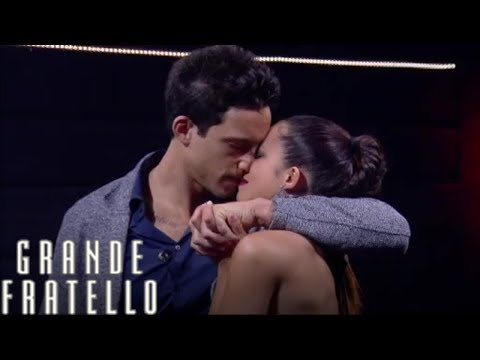 Grande Fratello - Le affermazioni di Francesco Monte e Paola Di Benedetto