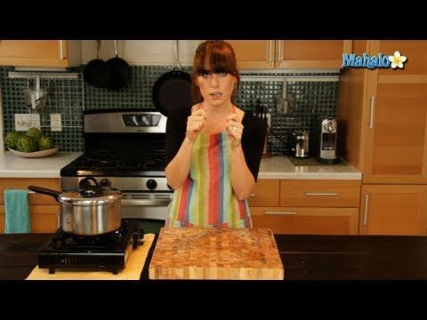 How to Steam Asparagus