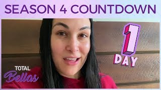 Brie's FAVORITE BELLA MEMORY | Countdown to Total Bellas season premiere