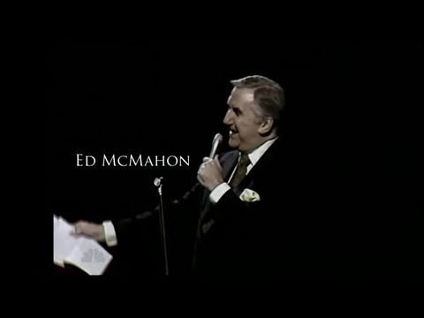 Conan's Tribute to Ed McMahon on The Tonight Show 6/23/09