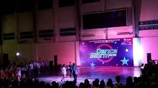 Chung kết Dance storm 2018 khoa Sinh học