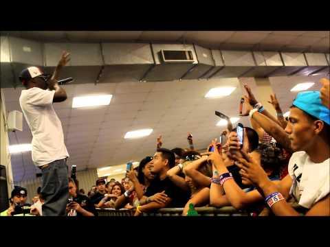 Lil Keke Live Performance At Waco Summer Bash 2013