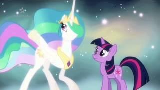 Můj Malý Pony Přátelství je Magické - Celestia's Ballad - ČESKY!!!