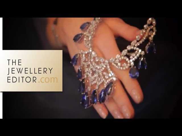 Harry Winston jewellery shines at Biennale des Antiquaires