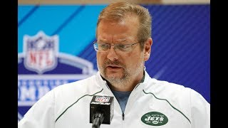New York Jets trade up to #3 in the NFL Draft, is a new QB on deck?
