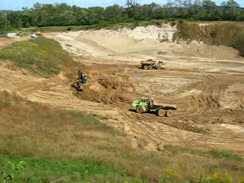 Mt. Nebo Rd. Gravel Pit Reclamation Video II